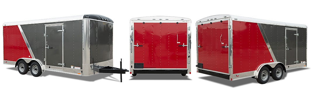 Cargo Trailer Colors