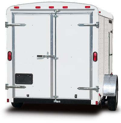 Enclosed Cargo Trailer