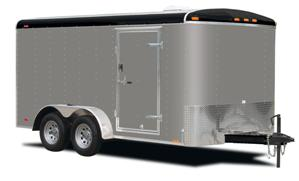 Tandem Axle Enclosed Cargo Trailer