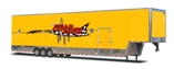 Gooseneck Race Car Trailer