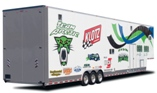 Fifth Wheel Race CarTrailer
