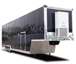 5th Wheel Refrigerated Trailer