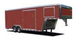 Fifth Wheel Tandem Axle Trailer