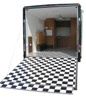 Checkerboard Ramp Door