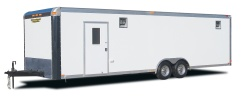 Driver's Side RV Door Trailer