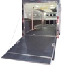Black Rubber Coin Trailer Flooring