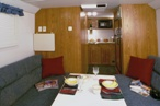 Trailer Living Area (Den)