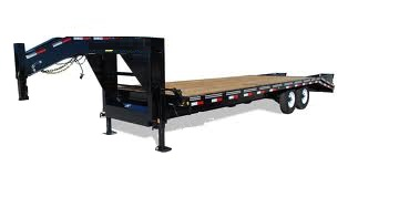 Fifth Wheel Deck Over Trailers - 5th Wheel Deck-Over Trailers