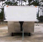 Gooseneck Fifth Wheel Car Carrier Hauler Cargo Trailer Sales