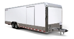 Aluminum Enclosed Car Hauler Trailer