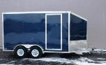Aluminum Enclosed Cargo Trailer