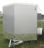 Aluminum V-Nose Enclosed Cargo Trailer