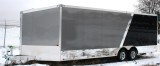 Aluminum Economy Car Trailer