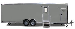 Century LR Series Locker Room Trailer