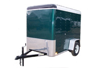 Enclosed Trailers From Our Georgia Manufacturing Facility