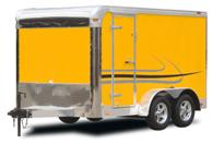 Enclosed Trailers From Our Indiana Manufacturing Facility